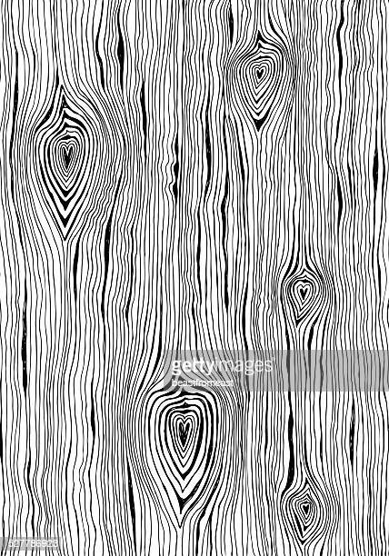 Valentines day themed wood grain pattern with hearts