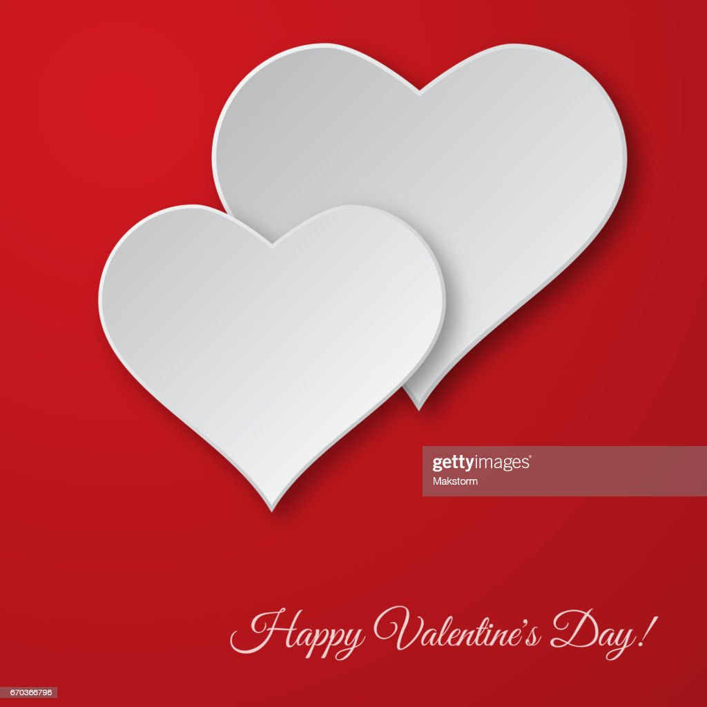 Valentines Day Vector Background Vector Art Getty Images