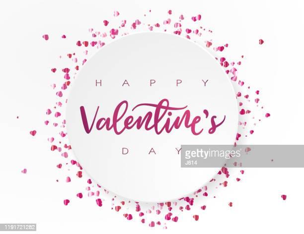 valentine's day - i love you stock illustrations
