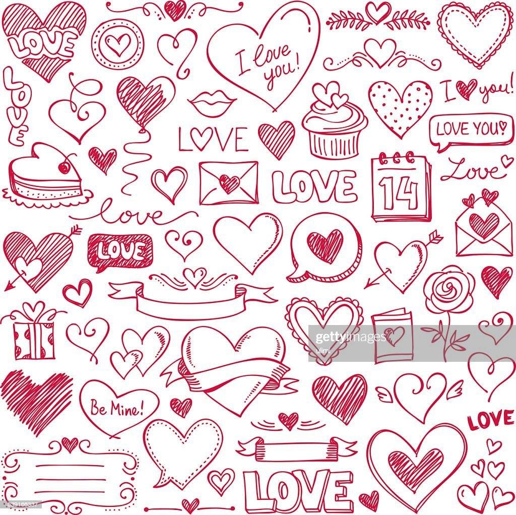 Valentine's Day : Vector Art