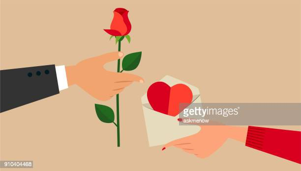 valentine's day  - rosa stock-grafiken, -clipart, -cartoons und -symbole