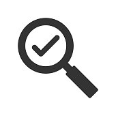 Validate search icon
