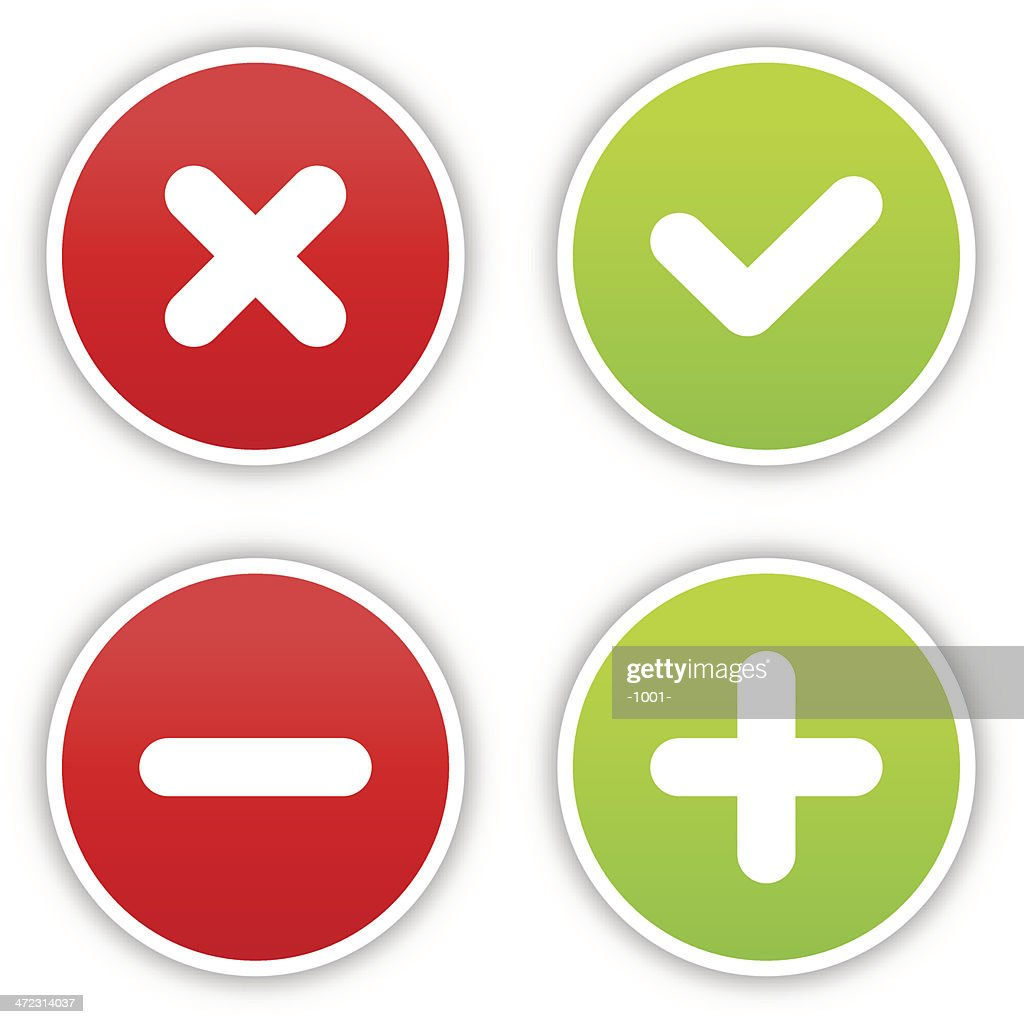 Validation sticker round label satin icon web button shadow