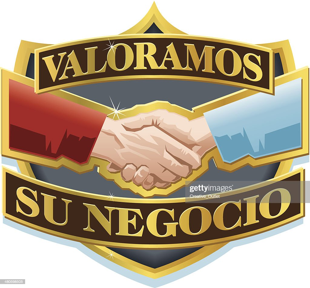 Valoramos Heading C : Vector Art