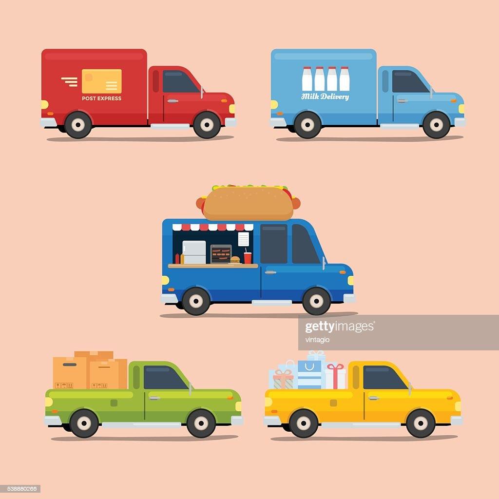 Van Truck Icon