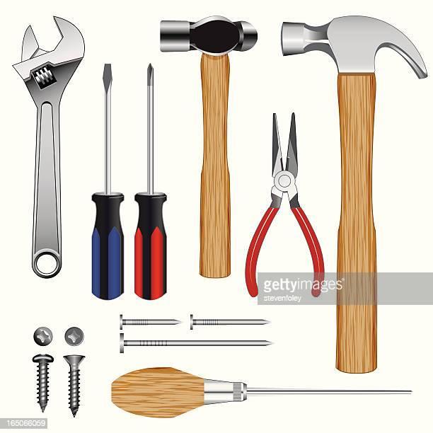 Diversos ferramentas