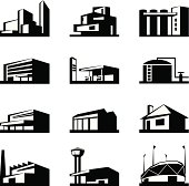 Various types of construction