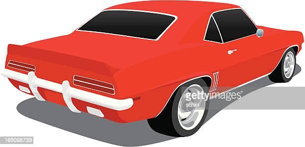 Vector 1969 Camaro