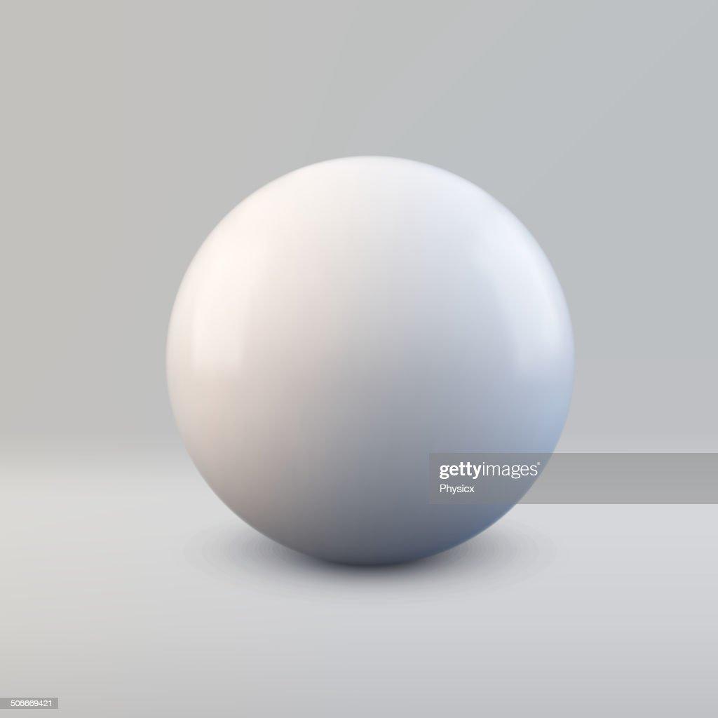 Vector 3d ball