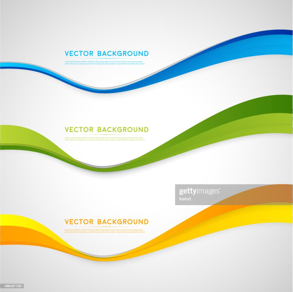 Vector abstract background design