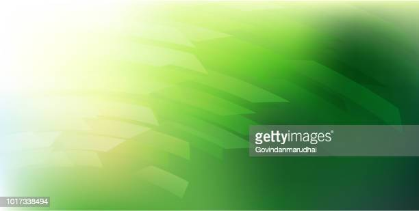 vector abstract background - green color stock illustrations