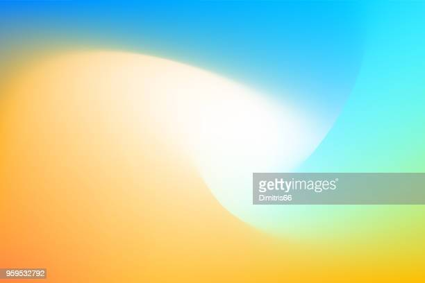 vector abstract background - turquoise colored stock illustrations
