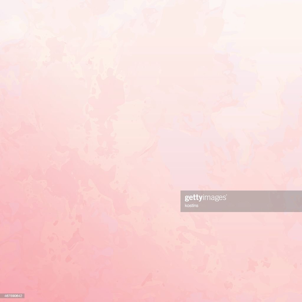 Vector abstract pink watercolor background