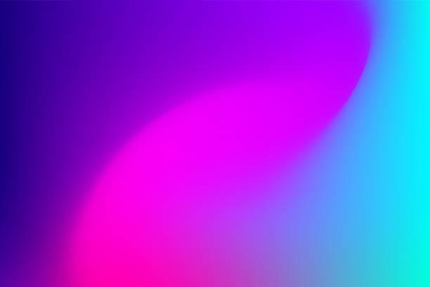 vector abstract vibrant mesh background: fuchsia to blue. - fantasy stock illustrations