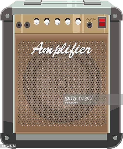 Vector Amplificador de