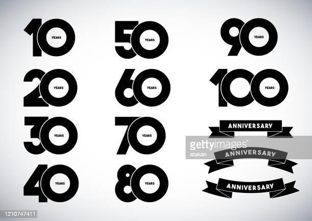 ベクターアニバーサリーコンセプト - 数字の60点のイラスト素材/クリップアート素材/マンガ素材/アイコン素材