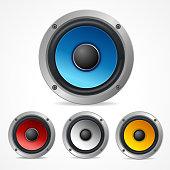 Vector Audio Speaker Set