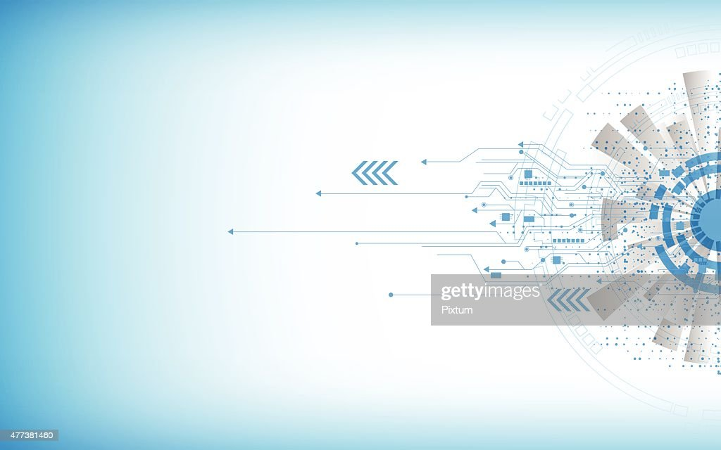 vector background abstract technology innovation concept