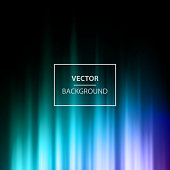 Vector background image with black purple and teal