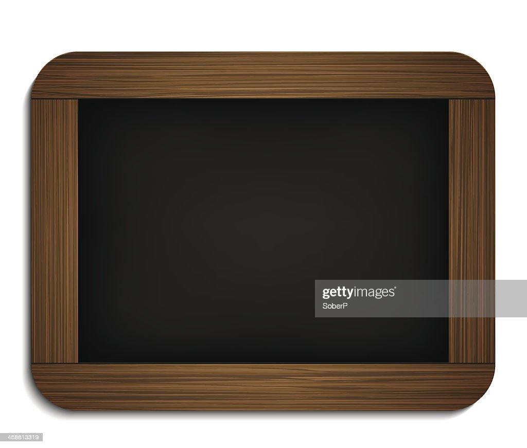 vector blackboard. Eps10