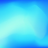 Vector blue blurred gradient style background. Abstract smooth colorful illustration, social media wallpaper