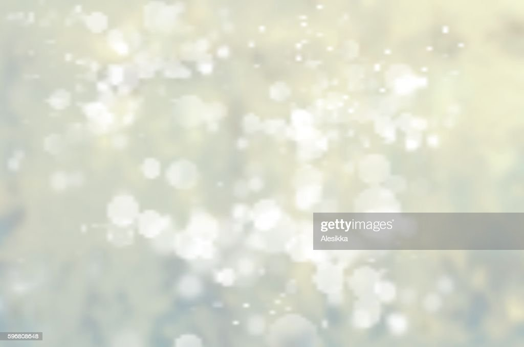 Vector Blurred colorful background