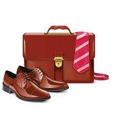 Vector Businessman Accessories