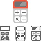 Free Calculator Clipart and Vector Graphics - Clipart me