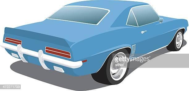 Vector Camaro 1969