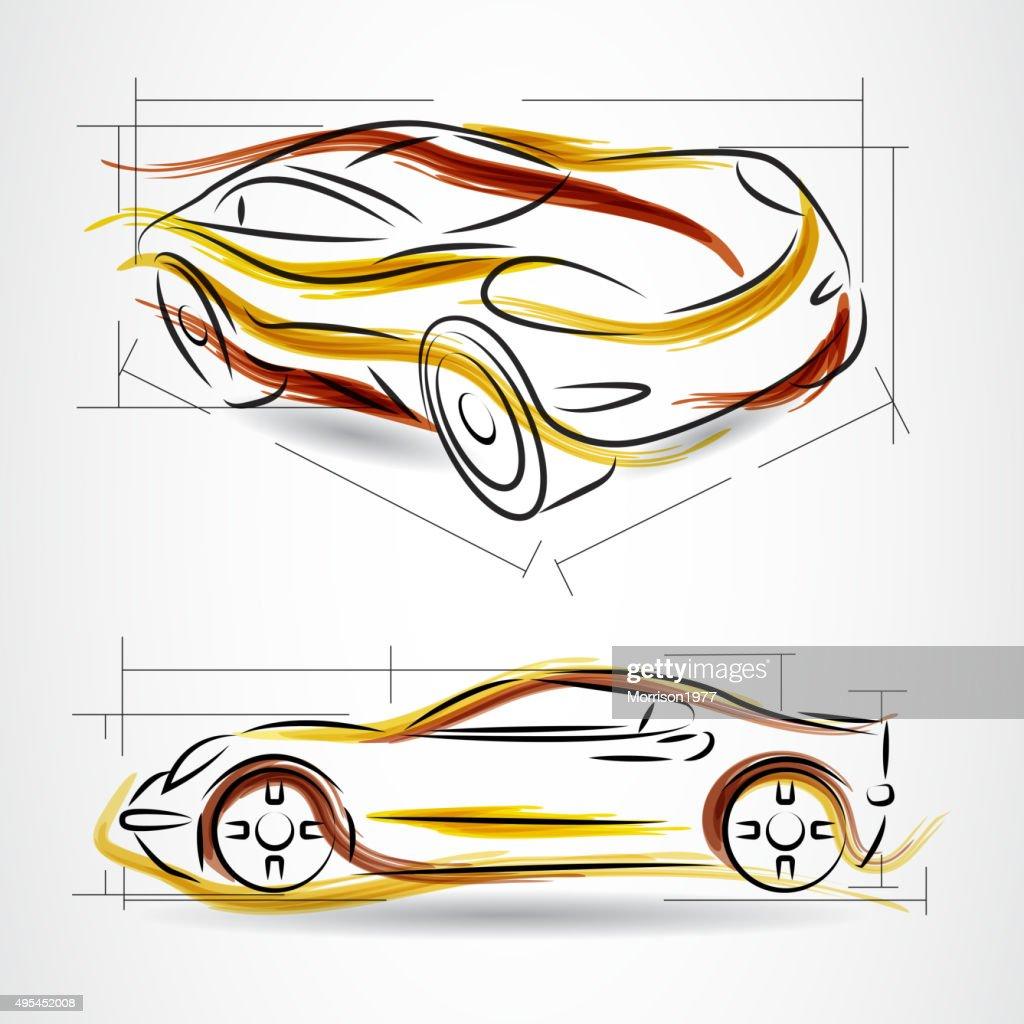 Vector Car project design