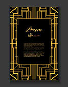 Vector card with place for your text