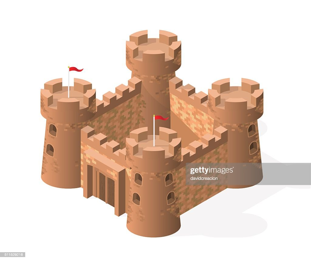 Vector Castle.