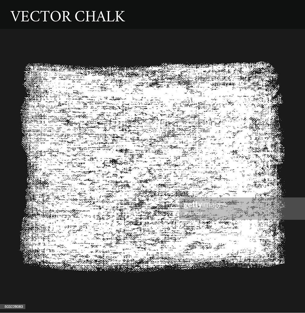 Vector Chalk Background