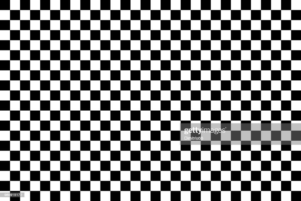 Ajedrez de checker de vector abstracto fondo transparente : Ilustración de stock