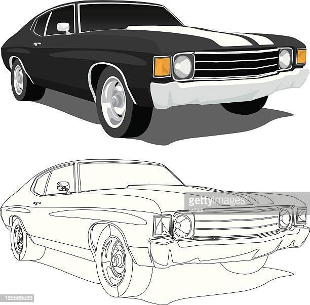 Vector Chevelle - 1971