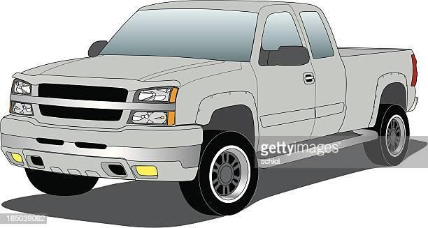 Vector Chevrolet Truck