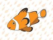 Vector Clownfish