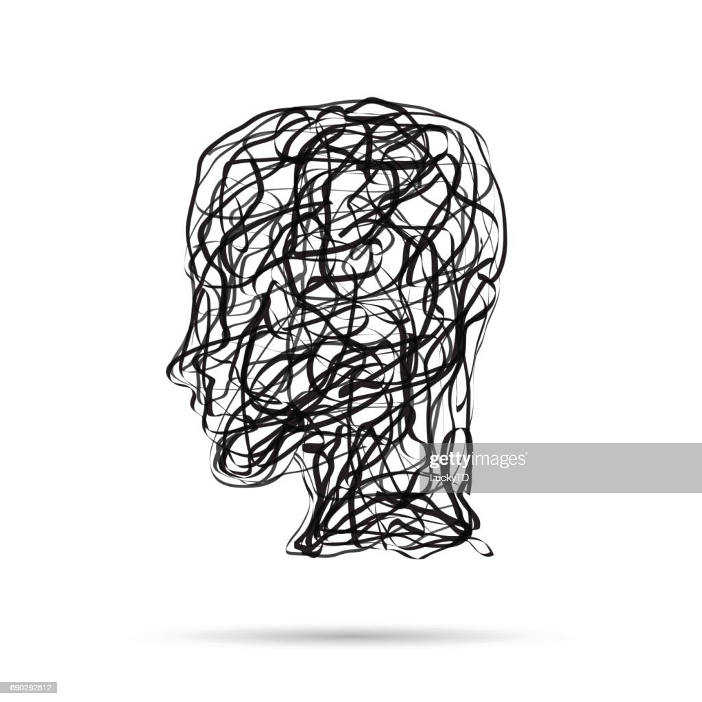 Vector concept confusion in the head
