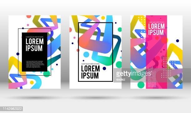 ilustrações, clipart, desenhos animados e ícones de molde do projeto da tampa do vetor - elemento de desenho