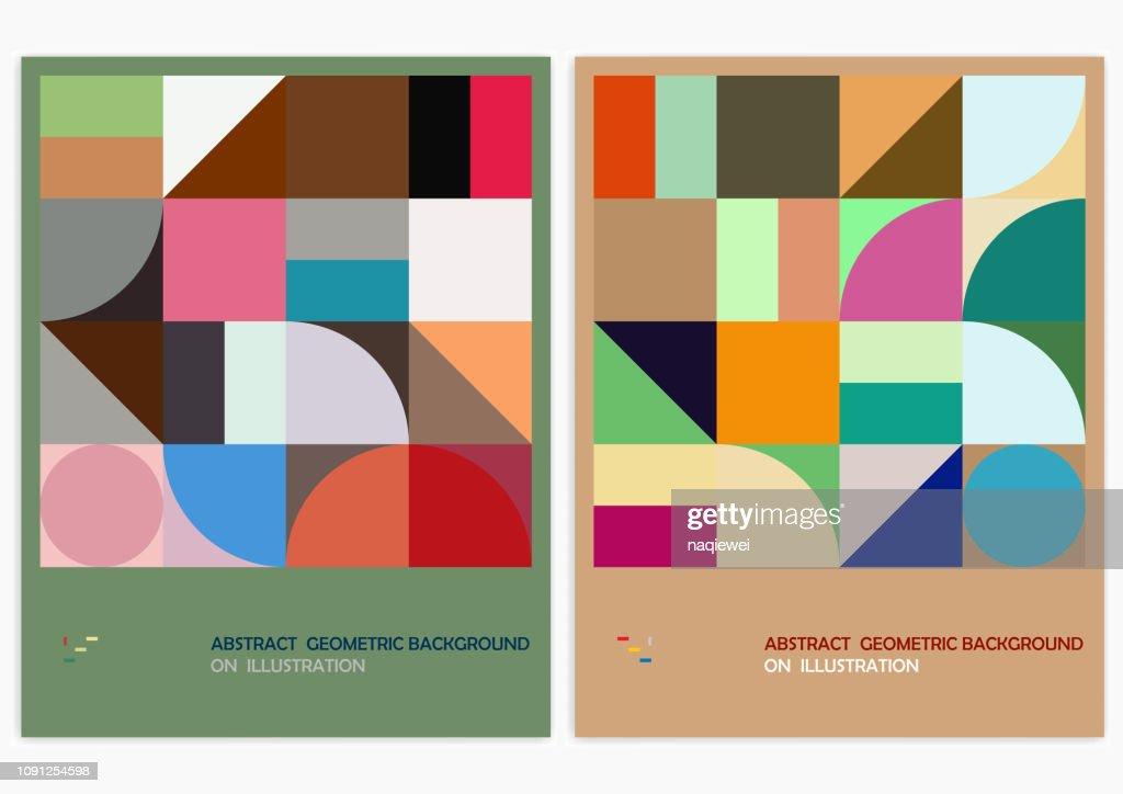 Vektor-Design-Muster-Hintergründe : Stock-Illustration
