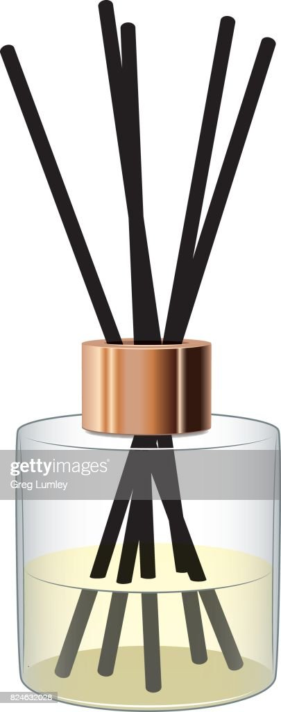 Vector diffuser with reeds