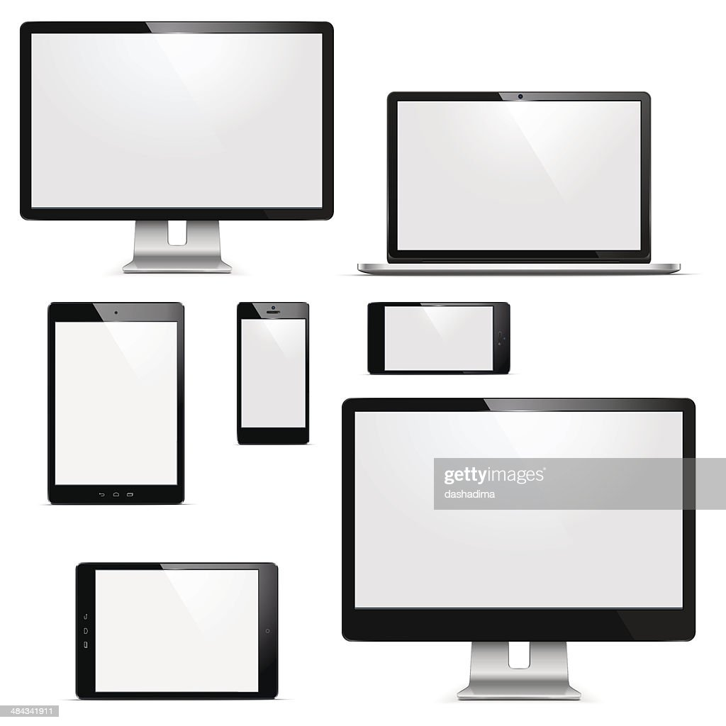Vector electronic devices set