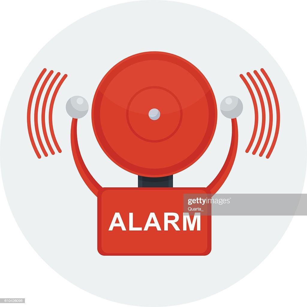 vector fire alarm