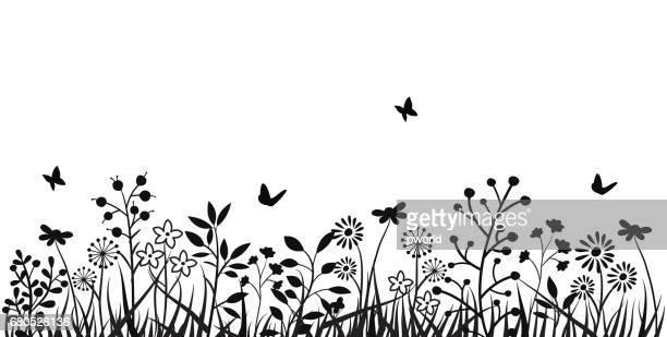 vector floral background . - flirting stock illustrations, clip art, cartoons, & icons