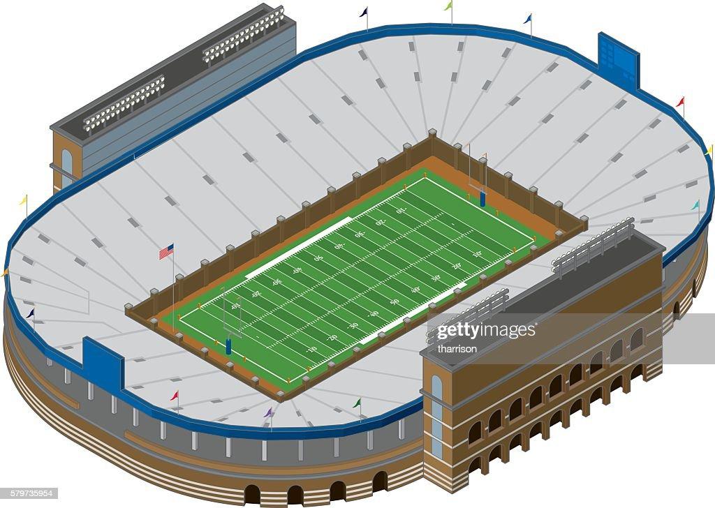 Vector Football Stadium