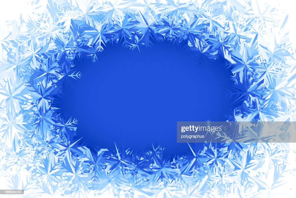 Vector frost frame