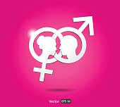 Vector Gender Symbols
