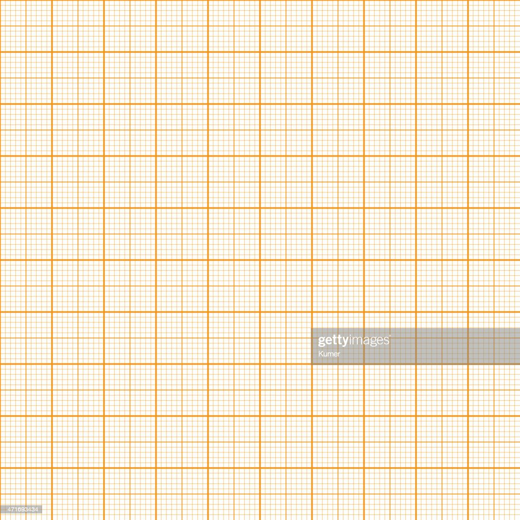 vector graph millimeter paper seamless pattern vector art getty images