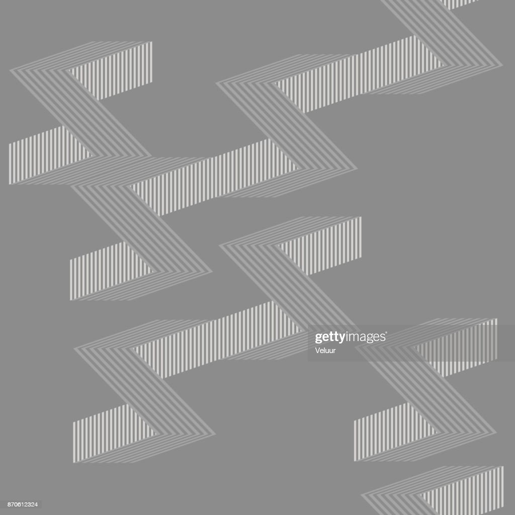 vector graphic seamless texture of abstract primitives