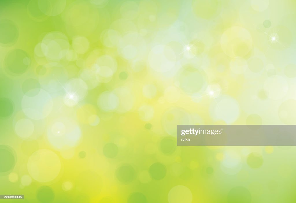 Vector green  background.